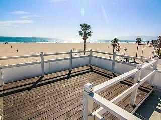 Venice Beach Ocean Views From Homeaway Venice Beach Ocean View Apartment Vacation Vacation Rental