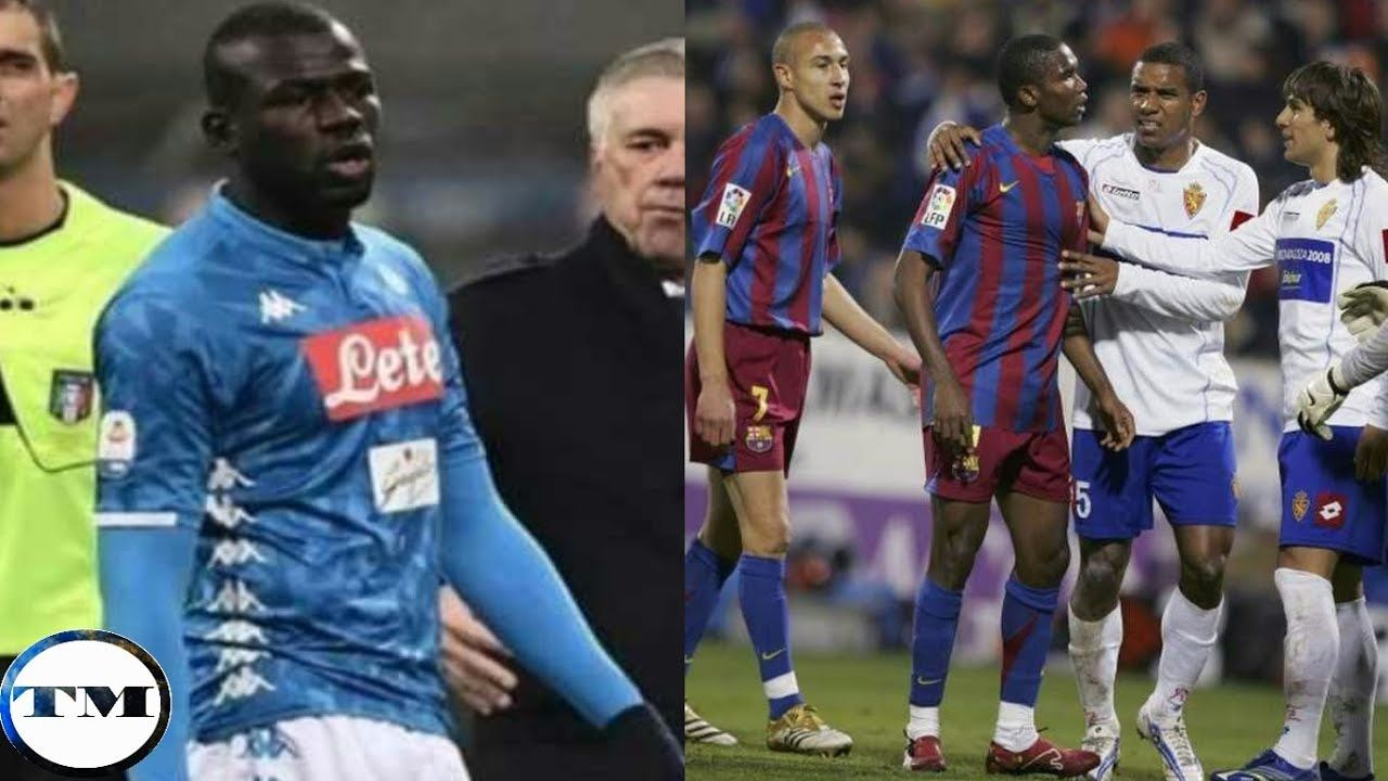 Les 9 cas de racisme les plus scandaleux au football I La