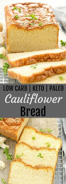 Cauliflower Bread Easy Recipe On A Budget Cauliflower Bread