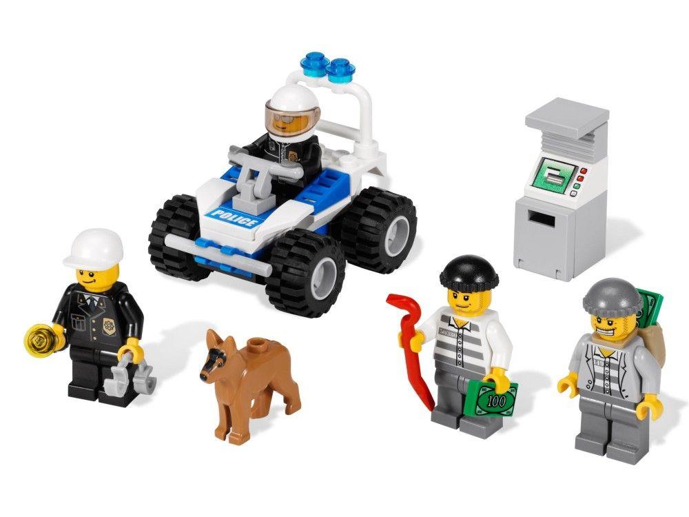 Police Minifigure Collection 7279 Lego City Lego Police Lego
