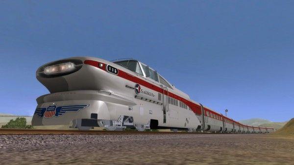 Trainz Simulator DLC: Aerotrain op Steam | Trains | Train, Train