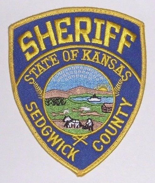 Sedgwick County Sheriff Ks Police Patches Ems Patch Police