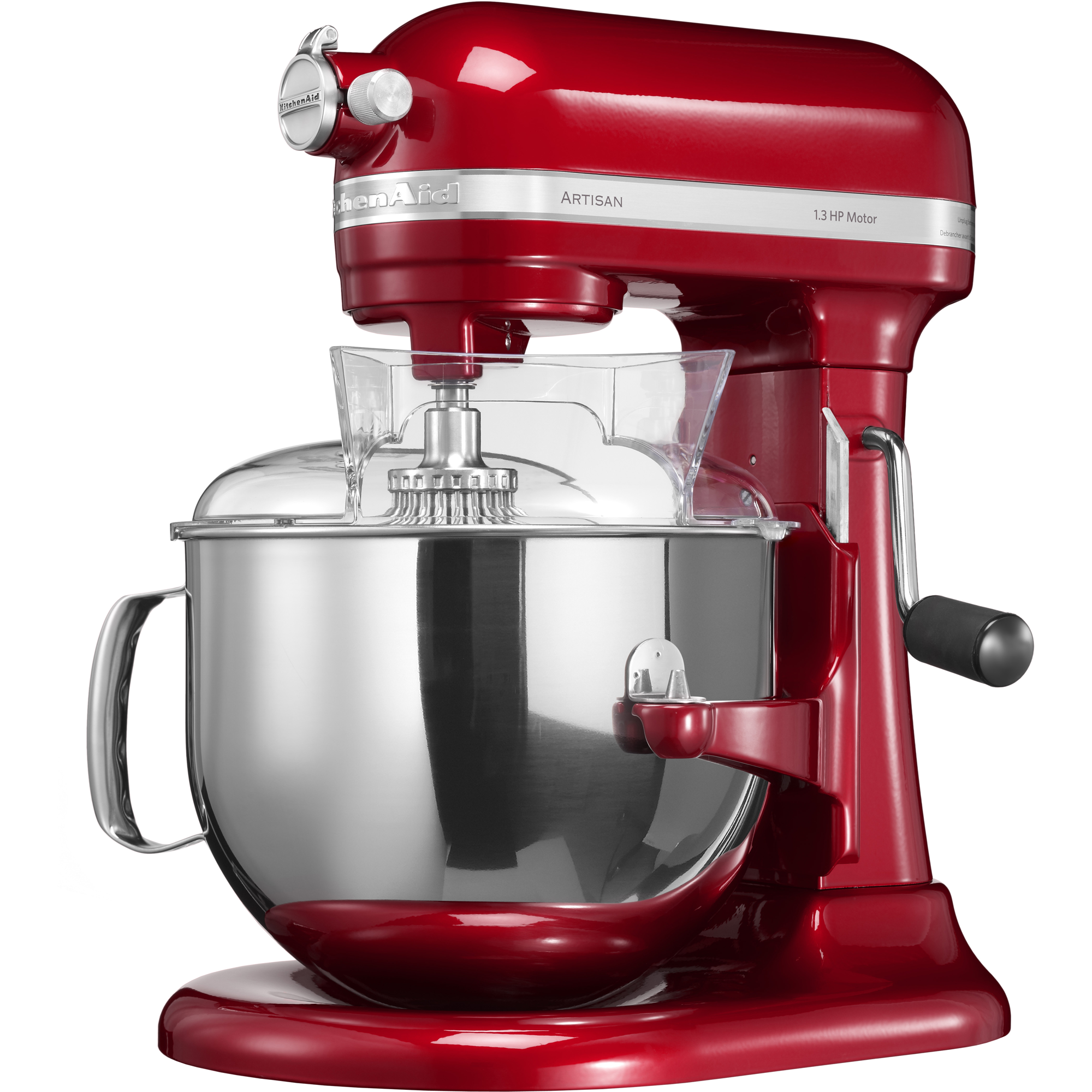 Robot Sur Socle Kitchenaid Artisan Bol Relevable De 6,9 L