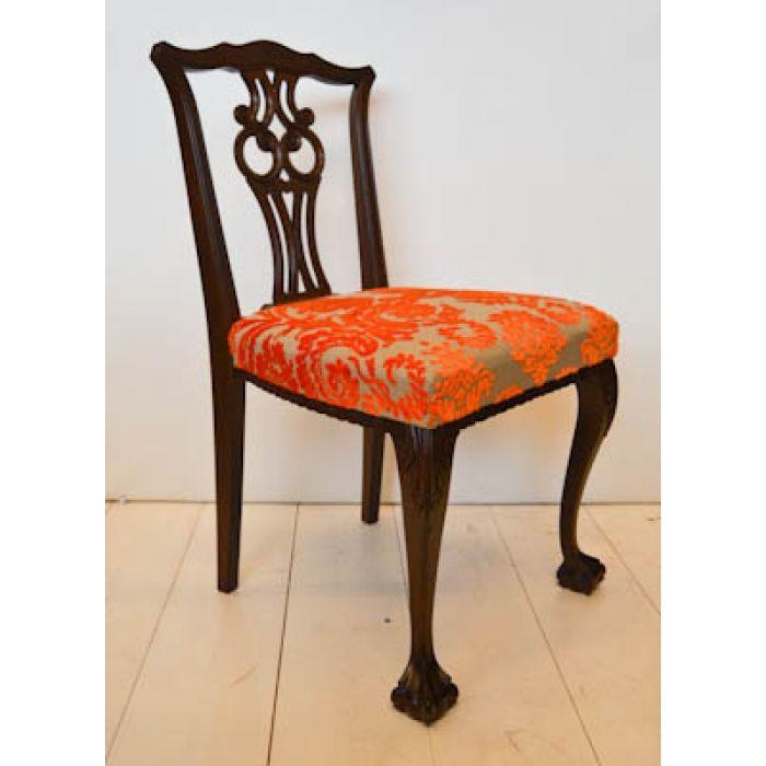 Chippendale tuoli