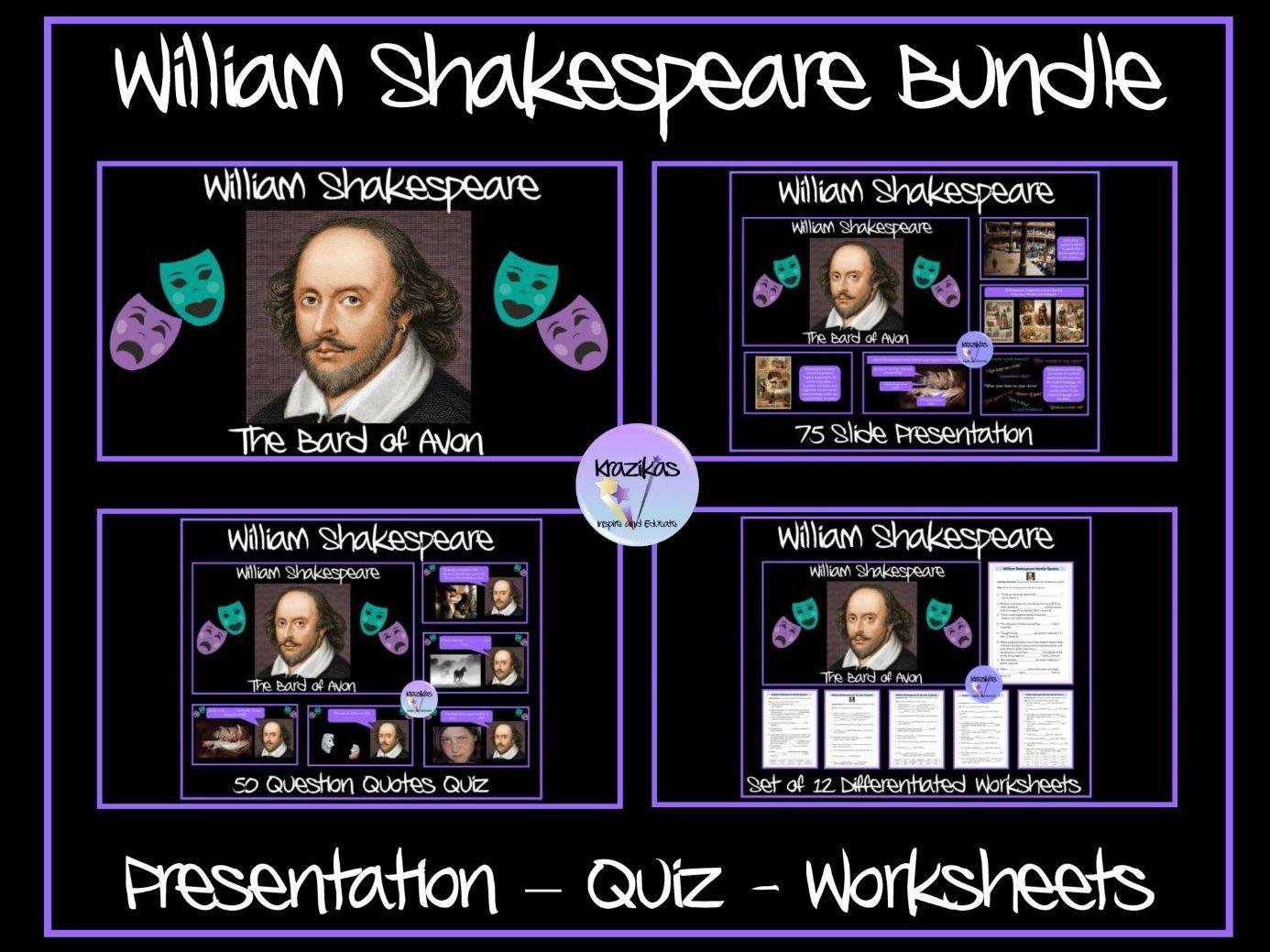 William Shakespeare In