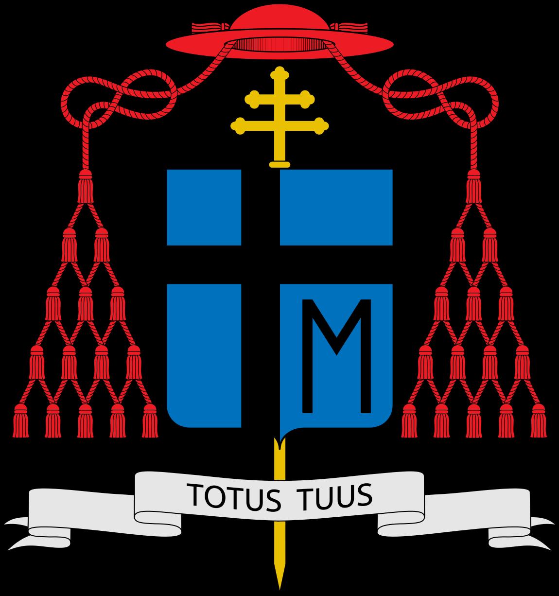 Coat of arms if cardinal karol jzef wojtya later to be pope john coat of arms if cardinal karol jzef wojtya later to be pope john paul ii buycottarizona Choice Image