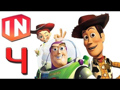 Disney Infinity: Toy Story in Space - Part 4 - YouTube