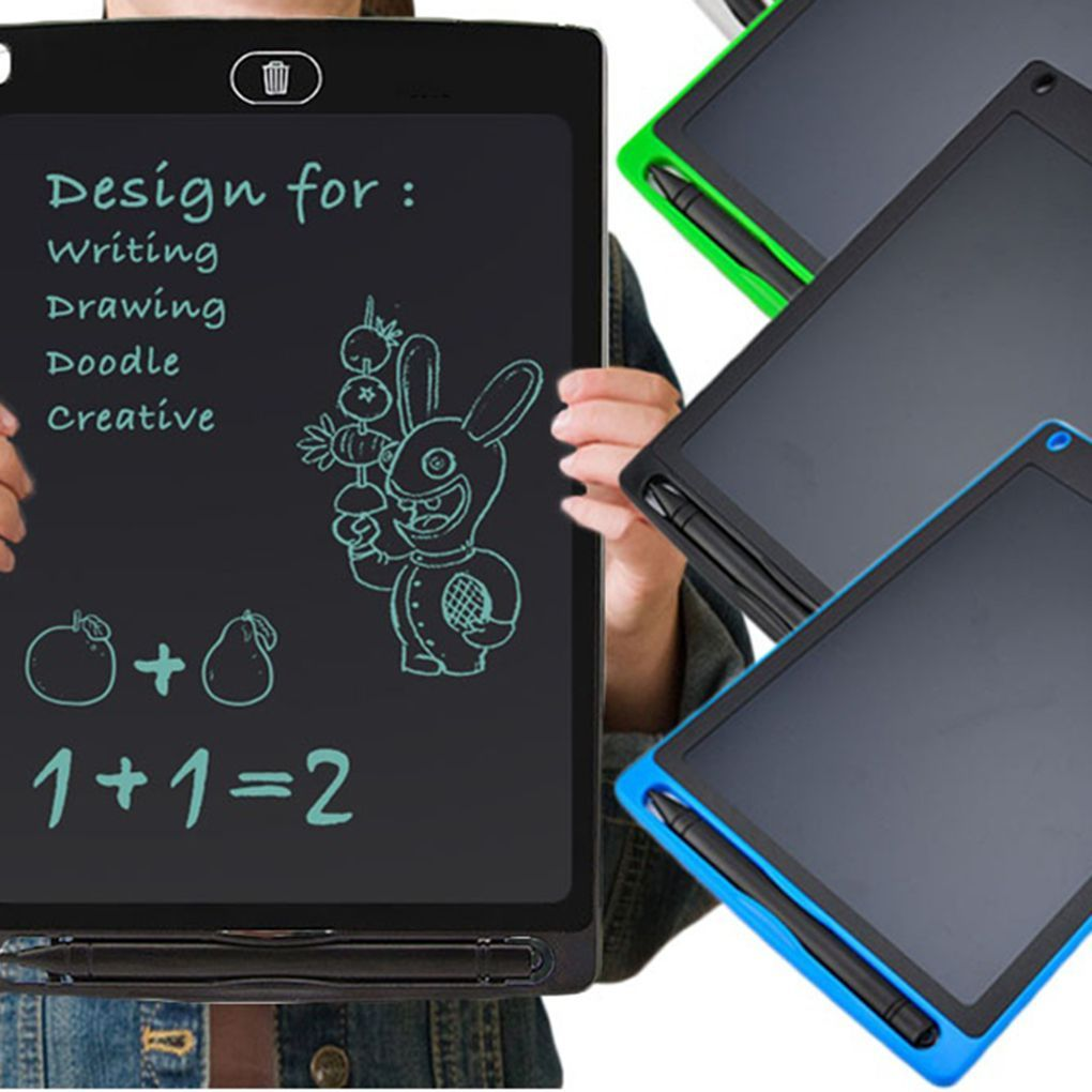 Holiday Clearance 8 5 Inch Mini Writing Board Message Lcd Writing Pad Tablet Drawing Tablet Handwriting Paperless Notepad Graphic Board Notepad For Kids Walm In 2020 Writing Pad Tablet Drawing Tablet