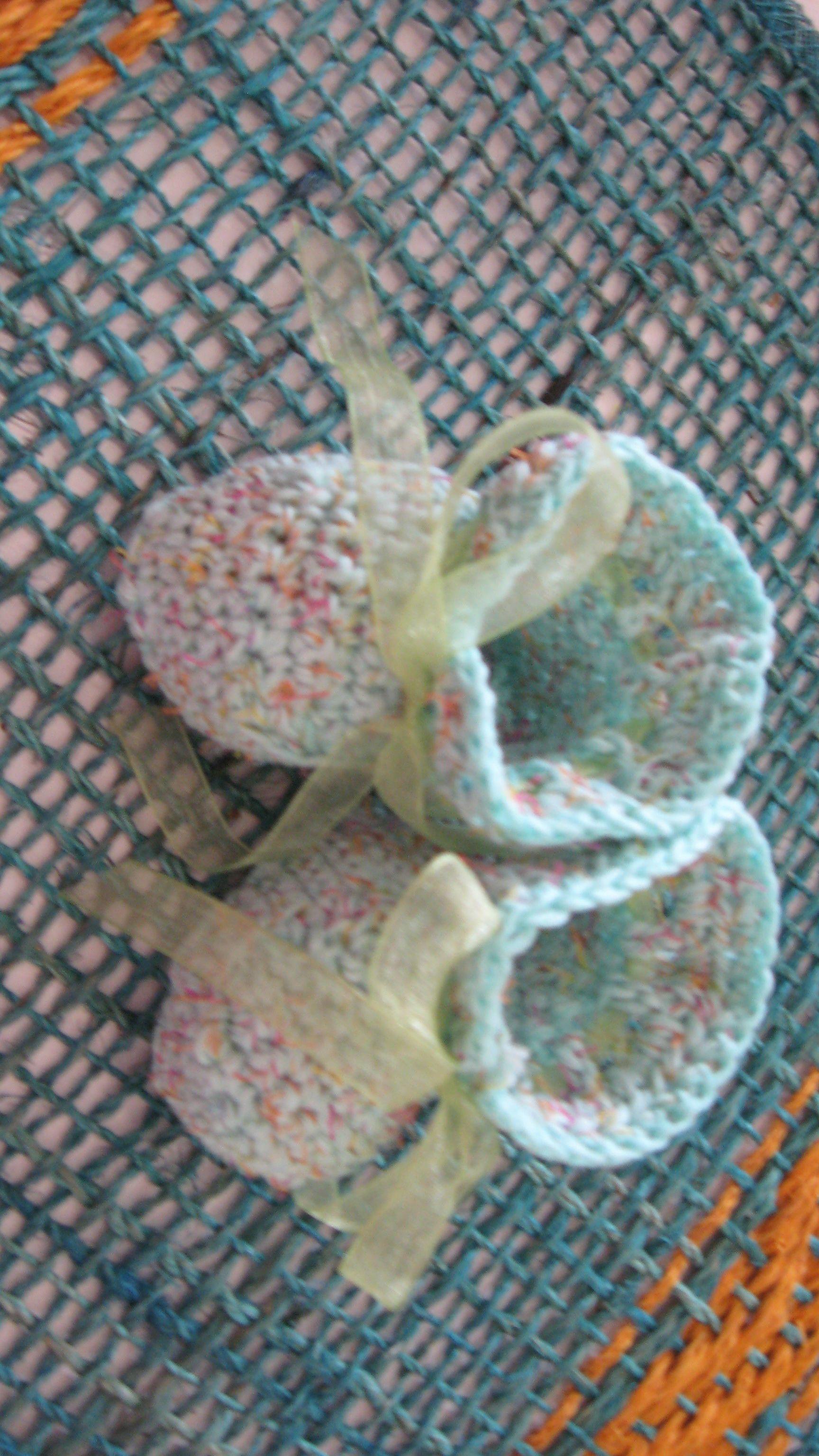 Scarpine in cotone