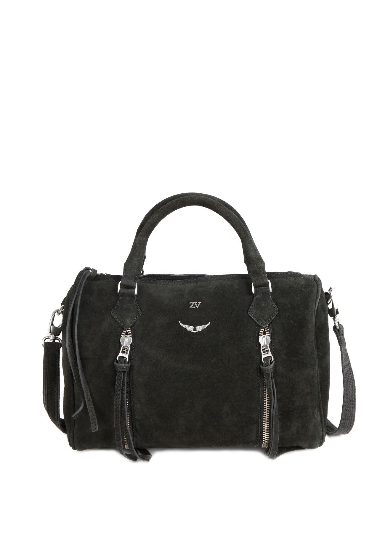 Pre-owned - Leather tote Zadig & Voltaire gpdYg