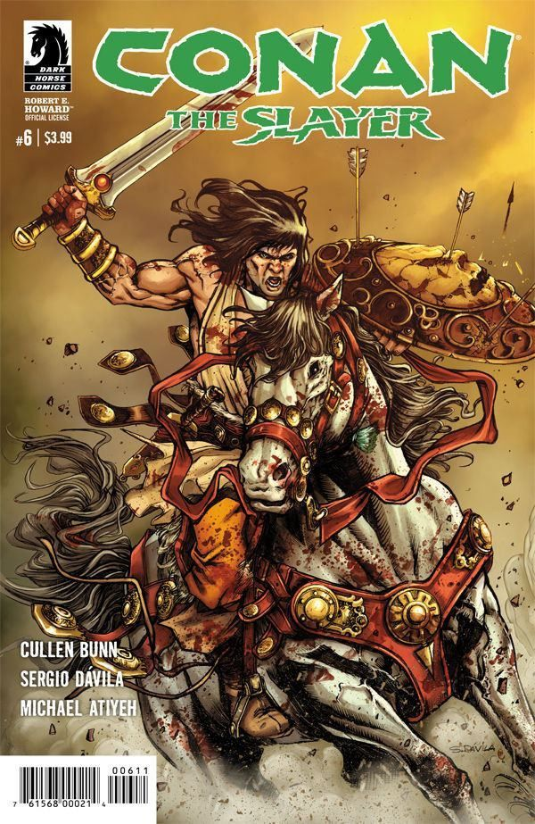 Conan The Slayer #6 | Conan the barbarian in 2019 | Conan