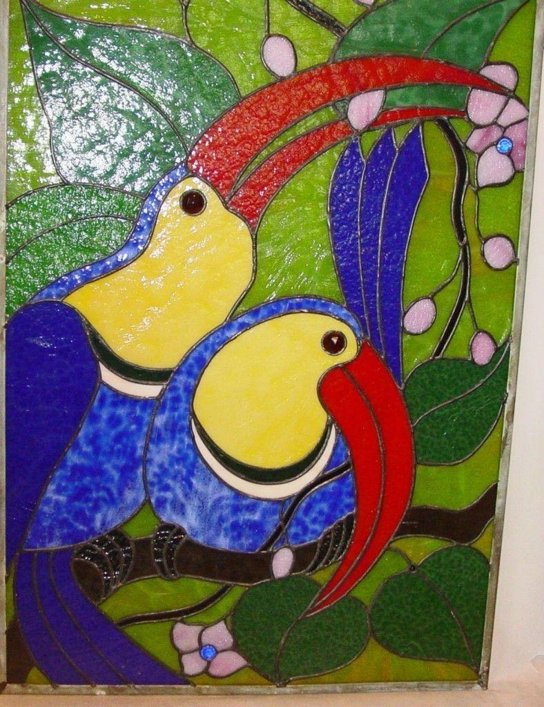 Stainedglass Art Hanging