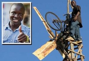 William Kamkwamba - joven inventor africano