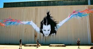 Street art - Street Artist - Vexta