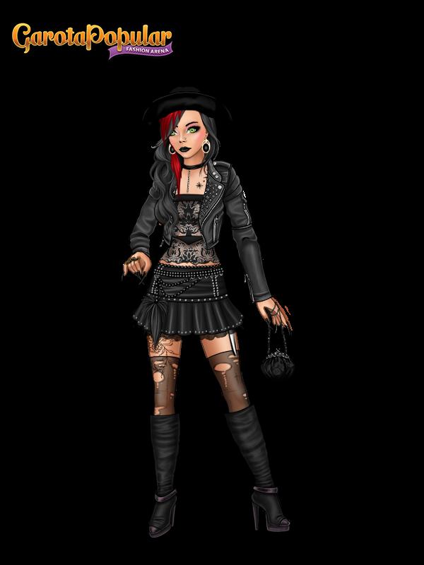 Xinyzinha - tema show de rock
