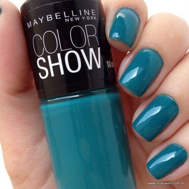 esmalte-maybelline | Nail art | Pinterest | Esmalte maybelline ...