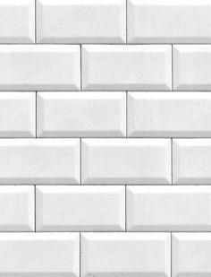 Metro Glazed Ceramic Tiles Seamless Texture White Tile Texture