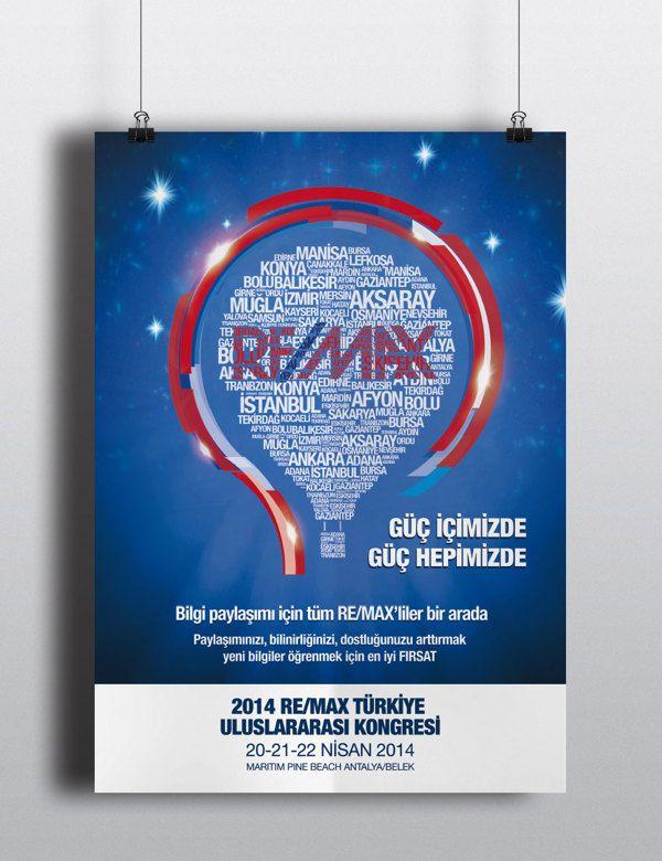 Remax Poster On Behance Remax Mugla Poster On