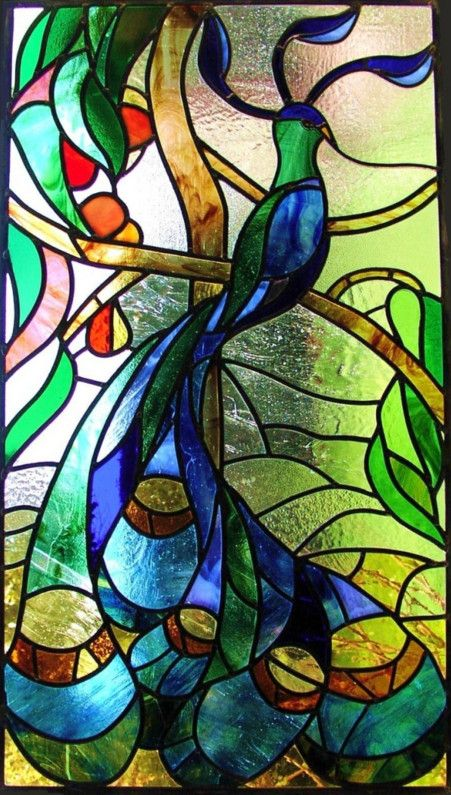 Easy stained glass patterns heart how can you make for Easy glass painting designs