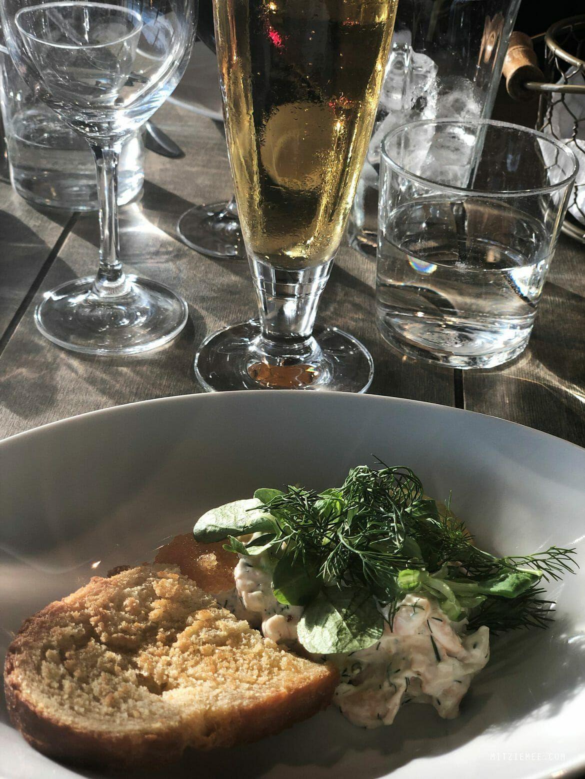Pålsjö Krog - Beachside dining in Helsingborg - Mitzie Mee Blog