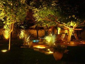 Eclairage Exterieur La Led Comme Solution Led Mag Eclairage De Jardin Eclairage Exterieur Jardin Eclairage Exterieur