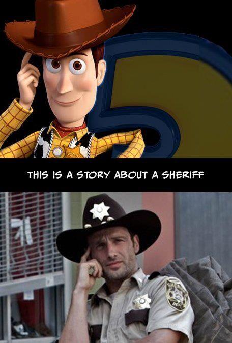 Howdy Sheriff