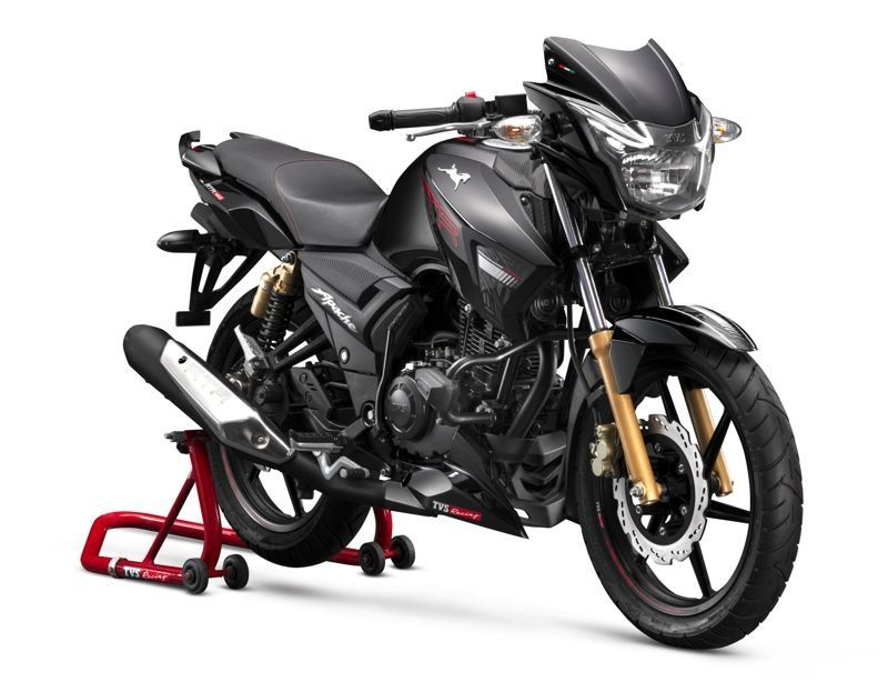 Tvs Introduces My2019 Apache Rtr 180 Rtr Apache Product Launch