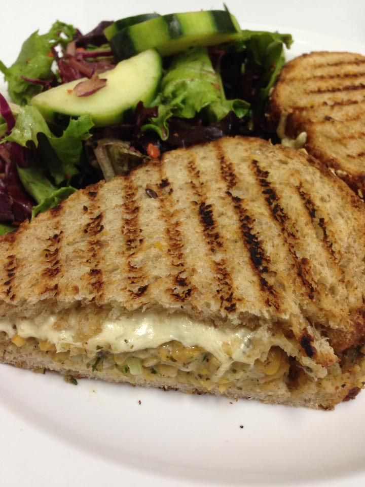 Looks delicious, tastes delicious! Come visit Garden to Grill @ 2315K Sacramento, CA