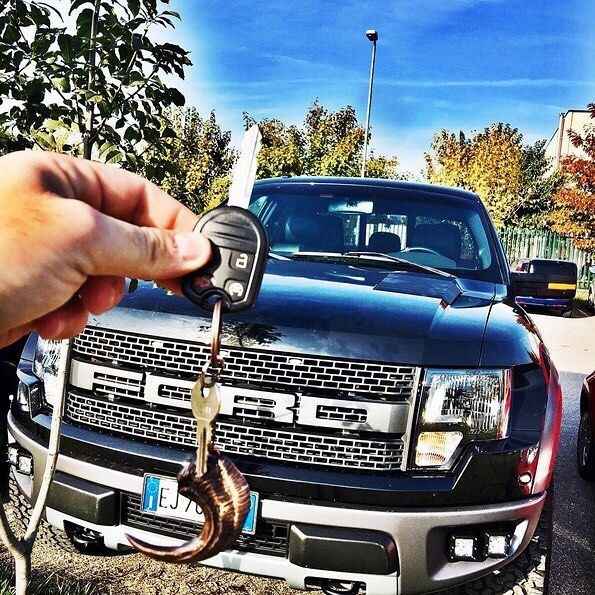 The To Happiness Maina E Tucktuesday Ford Raptor