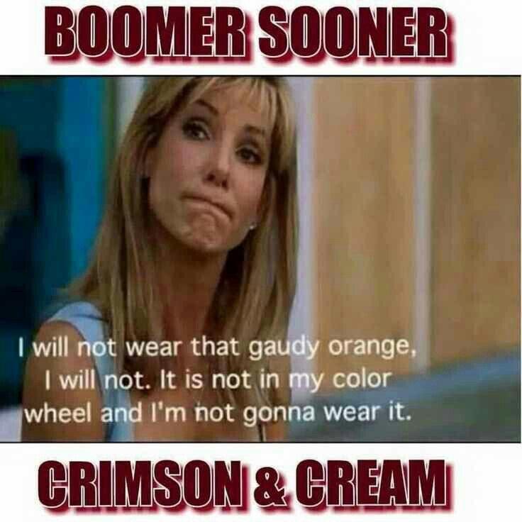 OU Sooners BoomerSooner OU Sooners Pinterest