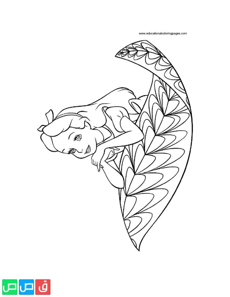 رسومات للتلوين للبنات أكثر من مائة صورة جاهزة للطباعة قصص اطفال Animal Tattoo Animals