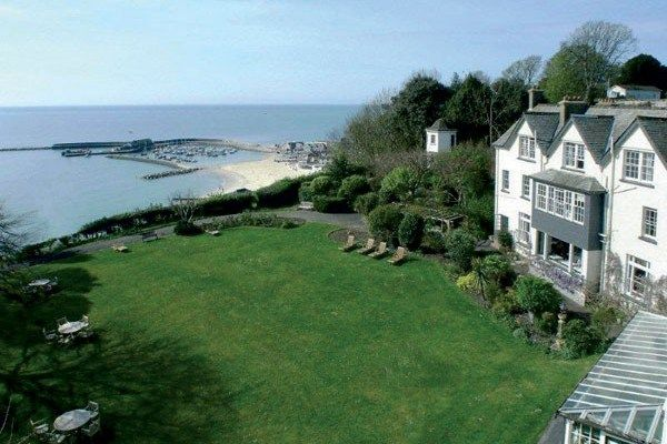 Alexandra Hotel And Restaurant Wedding Venue Lyme Regis Dorset