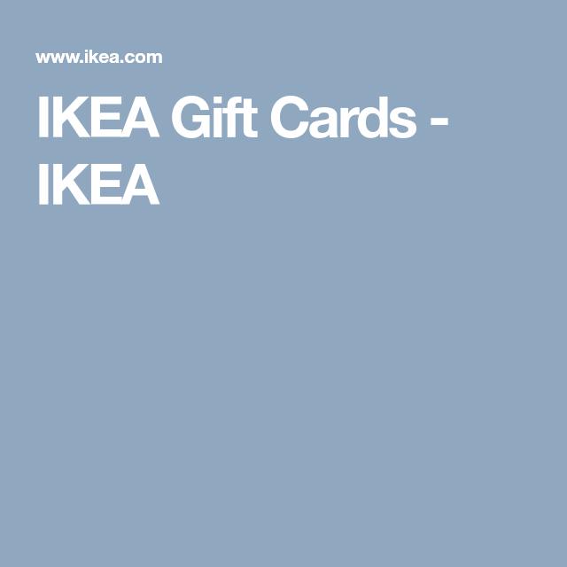 IKEA Gift Cards - IKEA | Aaliyah\'s Birthday List. 2018-Send to ...