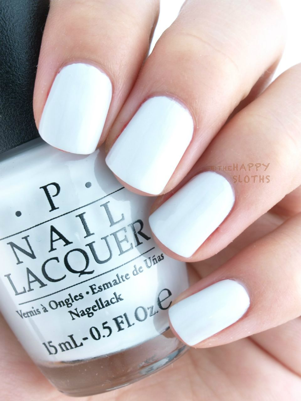 The Happy Sloths: OPI Fall 2015 Venice Collection: Review and ...