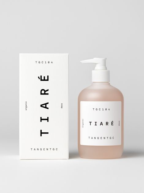 Minimalist Packaging Design And Skin Care Branding Black