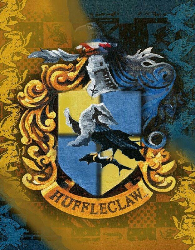 Huffleclaw Wallpaper Hufflepuff And Ravenclaw
