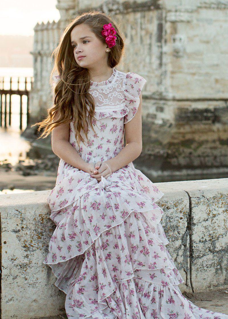 Caroline Maxi Dress In Vintage Floral Cute Dresses For Teens Teenage Girls Dresses Beautiful Boho Dresses [ 1116 x 800 Pixel ]