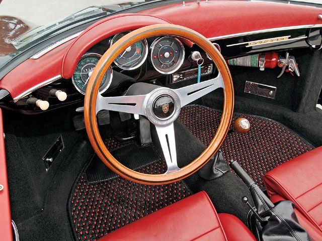 Porsche Speedster Frenzy