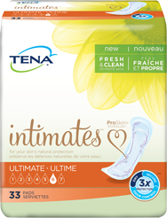 Urinary Incontinence Products: Womens Pads, Mens Guards, and