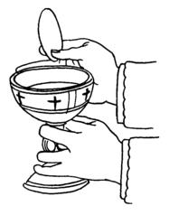 Desenhos De Corpus Christi Para Colorir 4 Png 187 238 Corpus