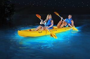 San Juan Bioluminescent Kayak Tour