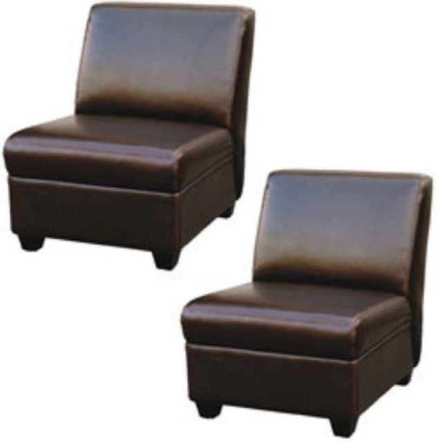 Leather side chairs | Big Comfy Chair | Pinterest