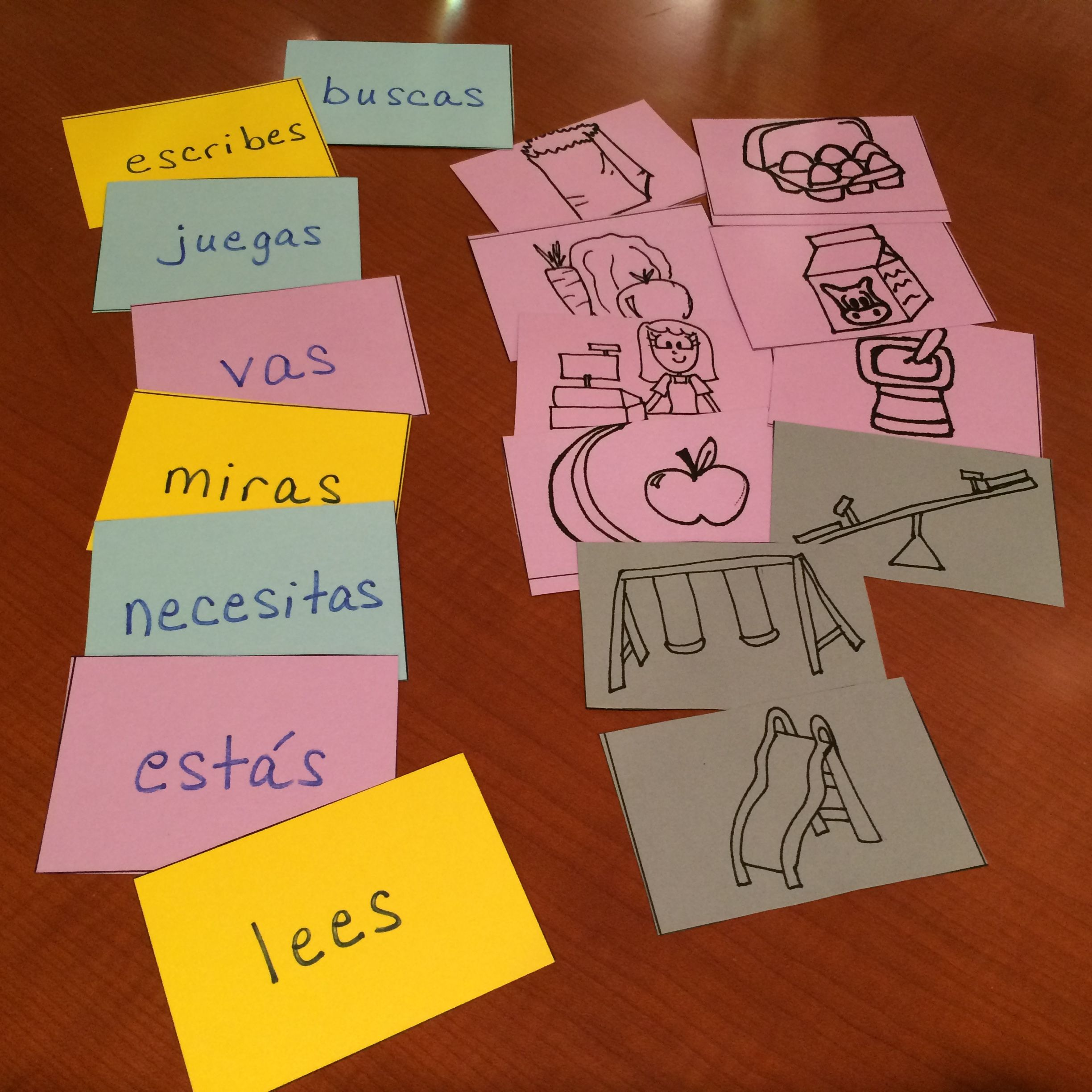 Pin By Gm Valdez On Spanish General Vocabulary Helps