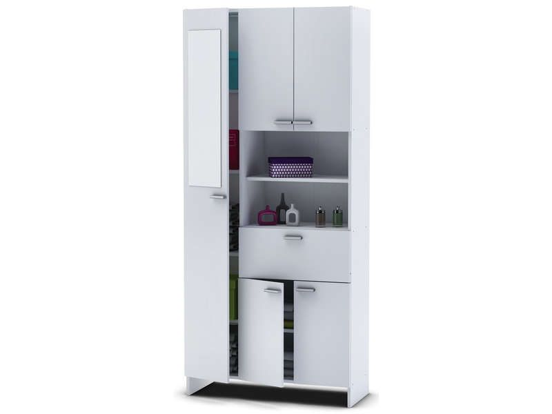 Armoire large cuisine and 39 - Meuble machine a laver conforama ...