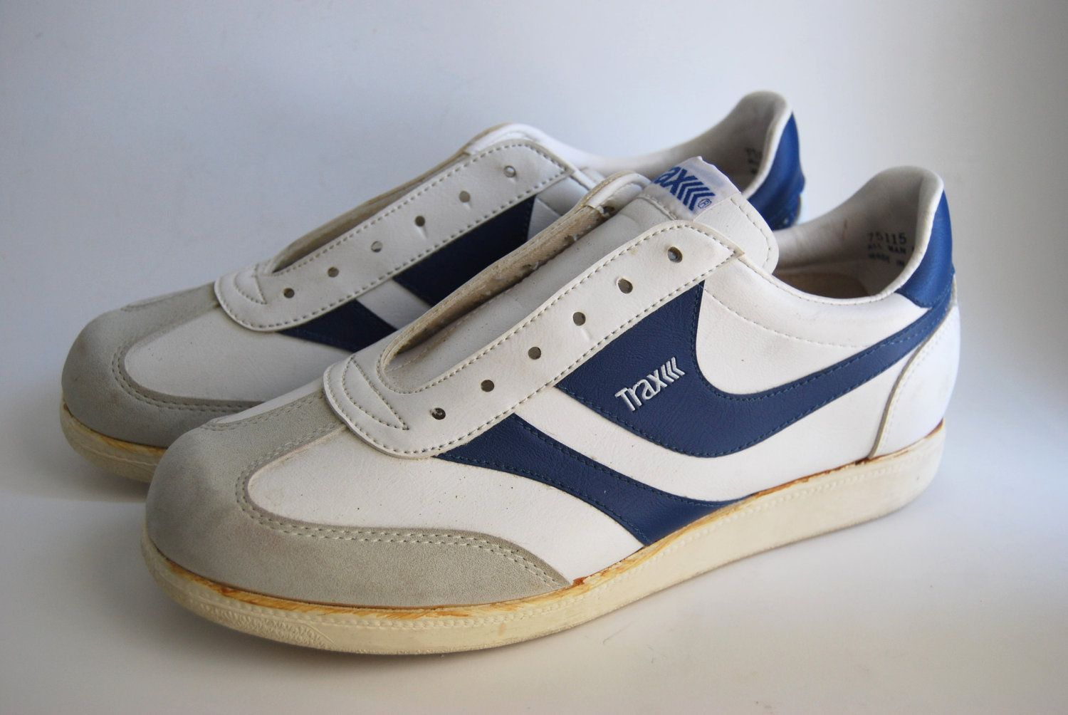 Trax shoes from K-mart. These were actually not cool at all. They