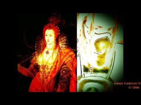 a. kadmon - la genetica ibrido-aliena della regina elizabeth tudor #ufo