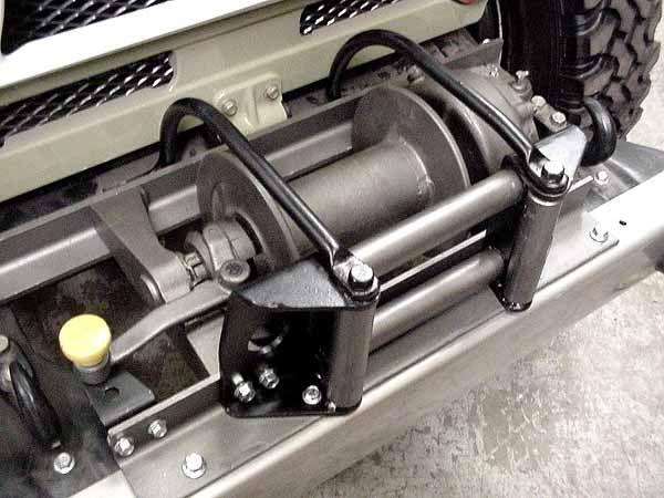 Toyota Pto Winch Parts 2 Winch Pto Fj40