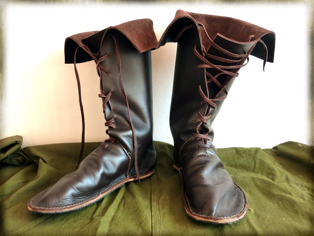 Medieval boots by Squirrel slayer on deviantART | Medieval