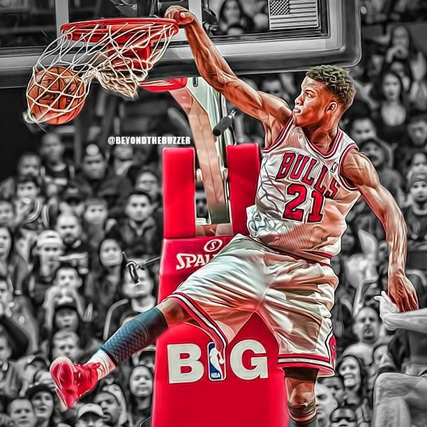 Jimmy Butler Holdat Instagrammed By Beyondthebuzzer Bulls Basketball Chicago Bulls Nba Chicago Bulls