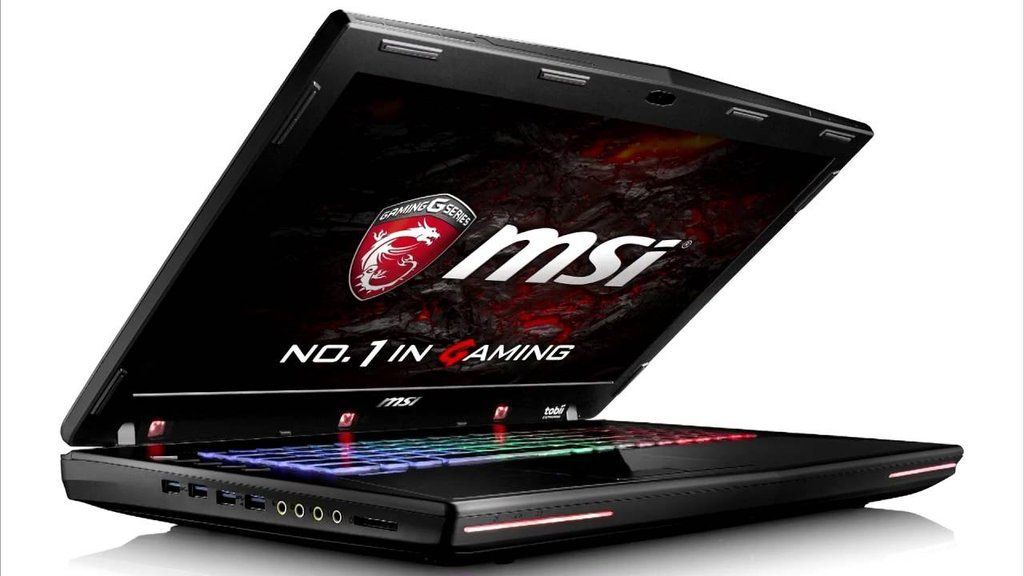 Msi Gaming Laptop Msi Gt72vr Gaming Laptops Msi Laptop